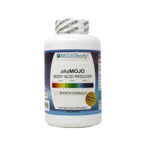 alkaMOJO Acid Reducer Caplets