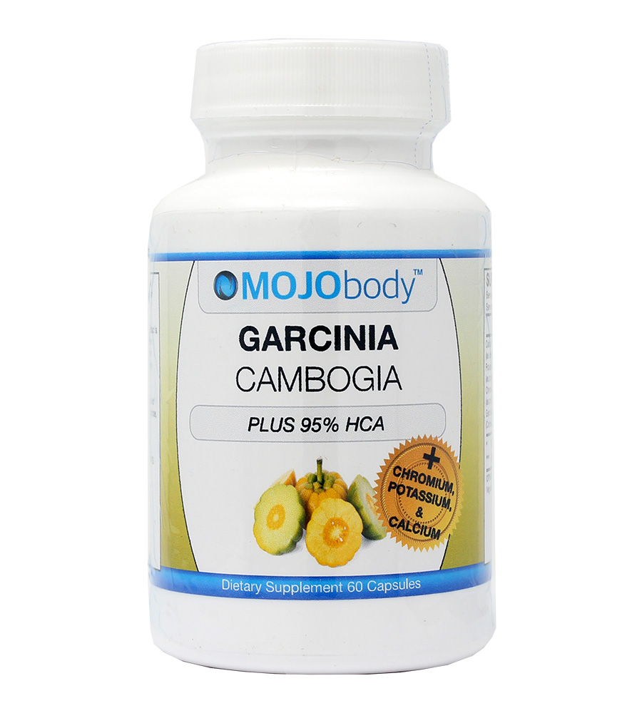 Garcinia Cambogia plus 95% HCA & Chromium, Potassium & Calcium Inhibits Conversion of Calories Into Fat, ​Improves Lipid Profile, ​Appetite Suppression, ​Reduces Stress