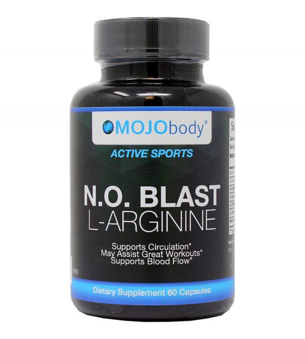 MOJObody Nitric Oxide Blast