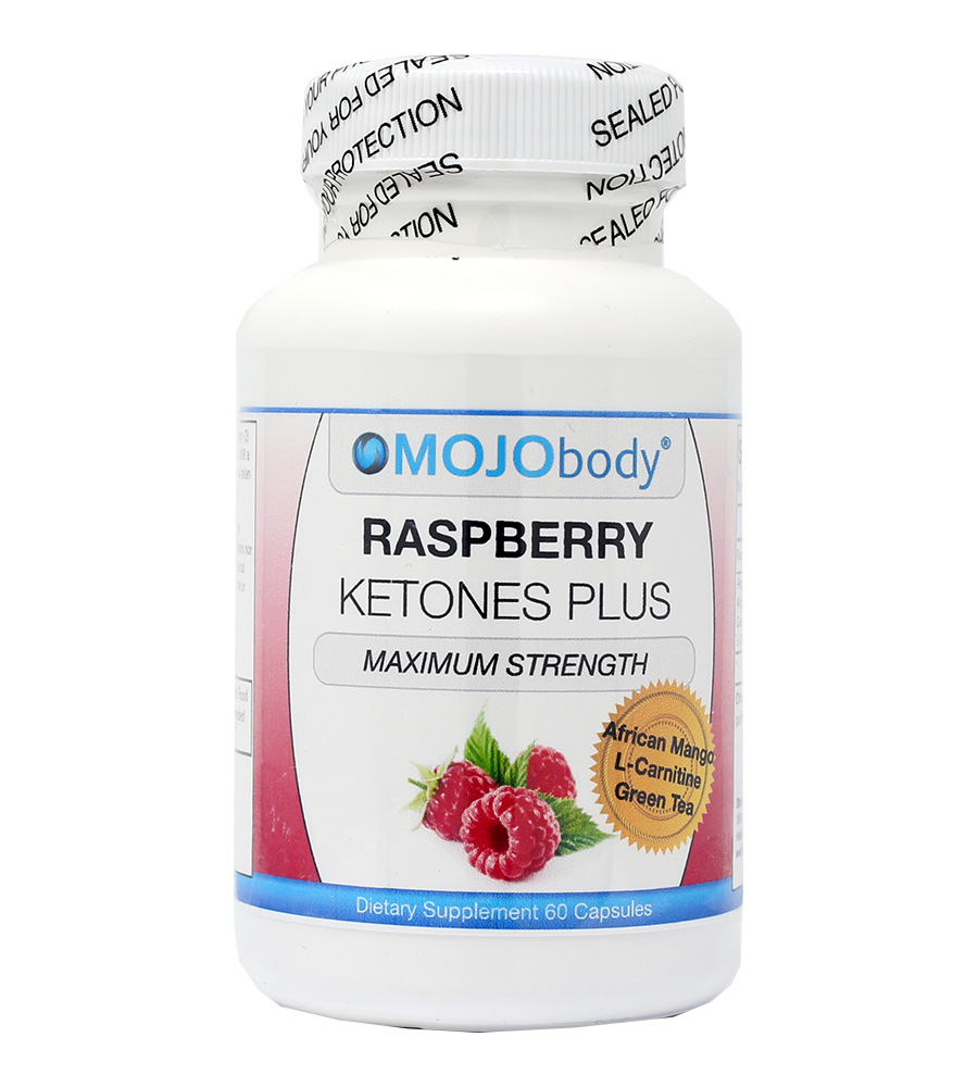 Raspberry Ketones Plus Weight loss Formula African Mango (Appetite Suppressant), Green Tea (antioxidant), Theobromine (energy) and L-Carnitine (supports lean muscle mass)