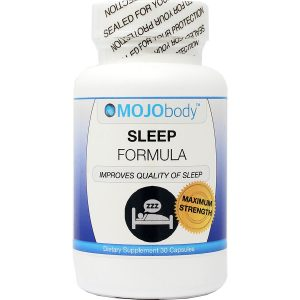 MOJObody Sleep Formula