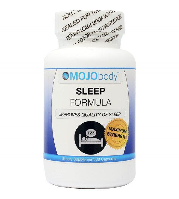 MOJObody Sleep Formula
