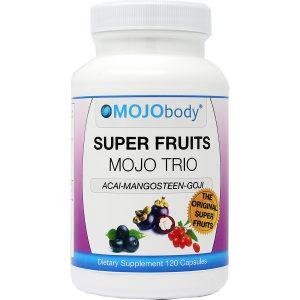 MOJObody Super Fruit Capsules