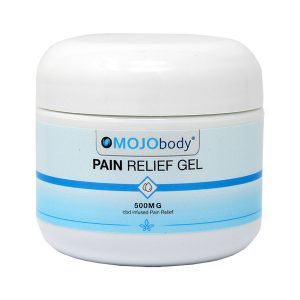 MOJObody CBD Pain Relif Gel