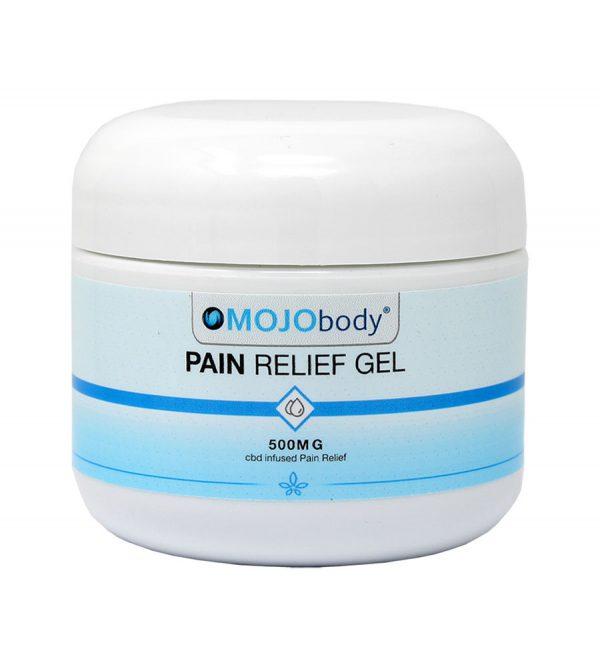 MOJObody CBD Pain Relif Gel